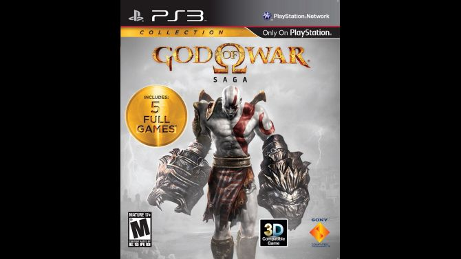 Image God of War Saga Collection