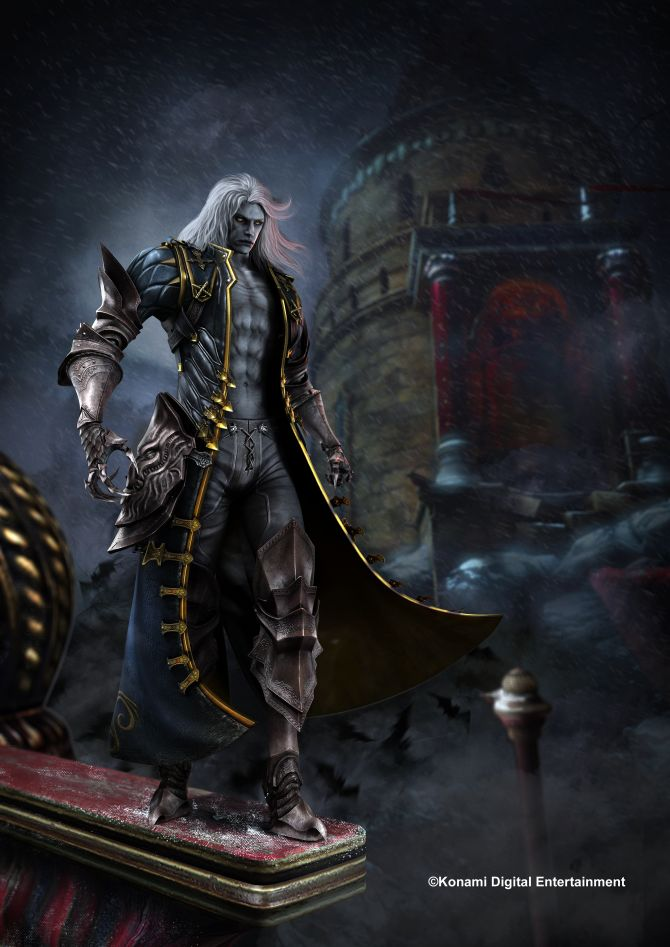 Image Castlevania : Lords of Shadow 2
