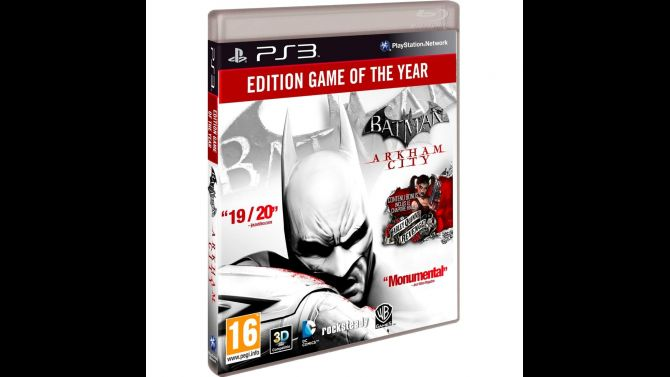 Image Batman : Arkham City - Game of the Year Edition