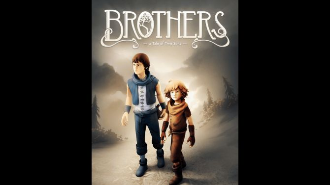 Image Brothers : a Tale of Two Sons