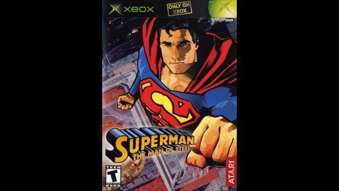 Image Superman : The Man of Steel