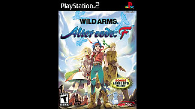 Image Wild Arms Alter code : F
