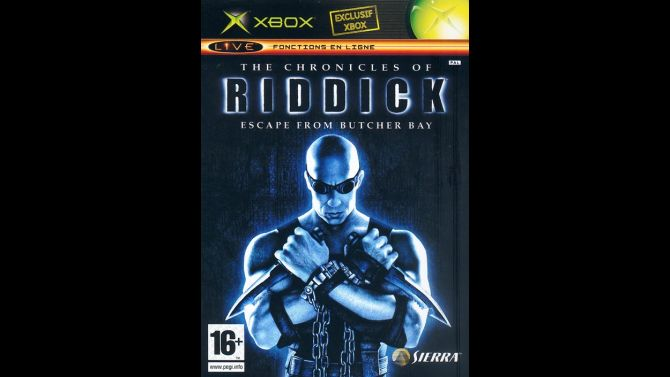 Image The Chronicles of Riddick : Escape from Butcher Bay