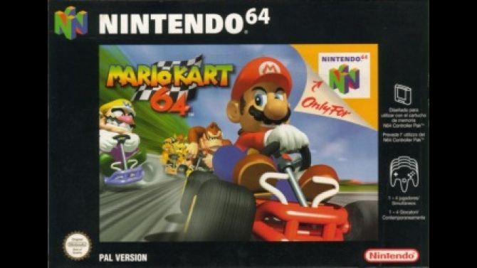 Image Mario Kart 64