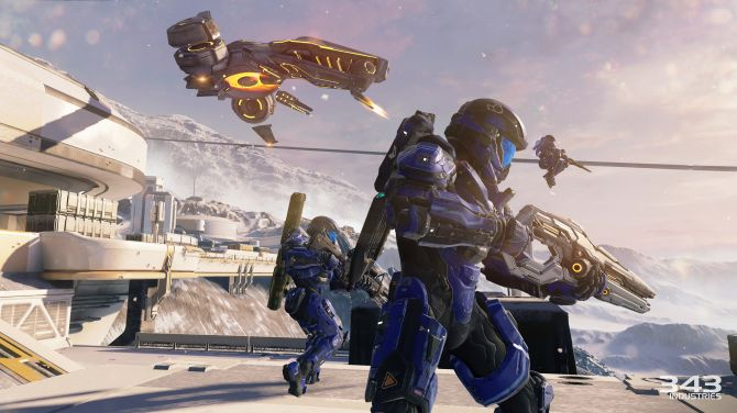 Test de Halo 5 : Guardians (Xbox One), Tests Jeux - Gameblog fr
