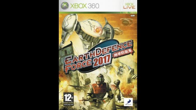 Image Earth Defense Force 2017