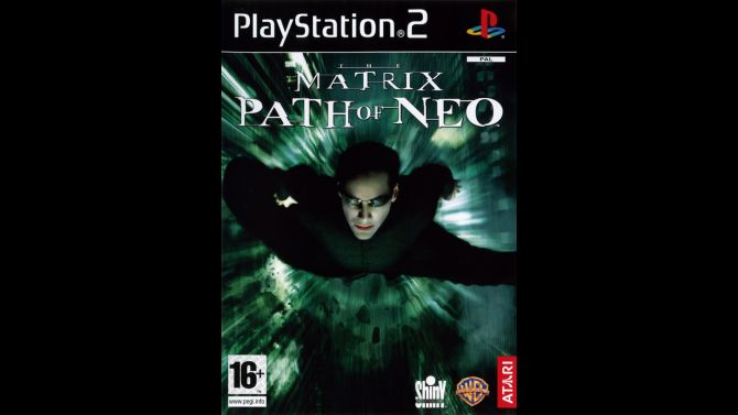 Image The Matrix : Path of Neo