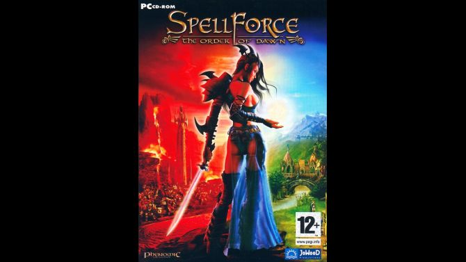 Image Spellforce : The Order of Dawn