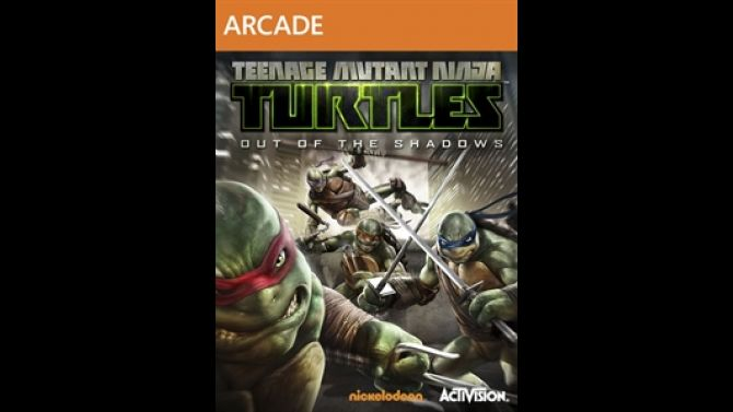 Image Teenage Mutant Ninja Turtles : Depuis les Ombres