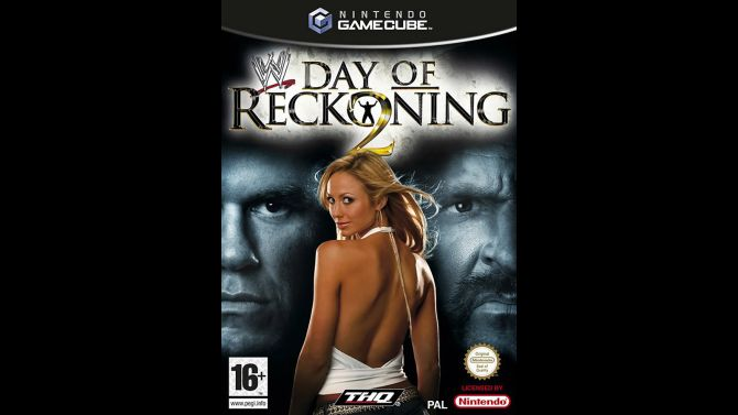 Image WWE Day of Reckoning 2
