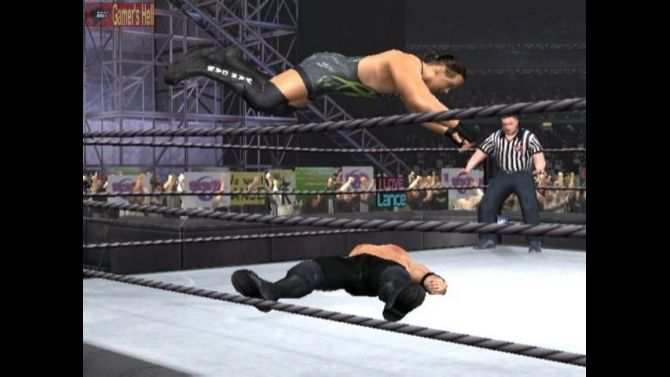Image WWE Wrestlemania X8