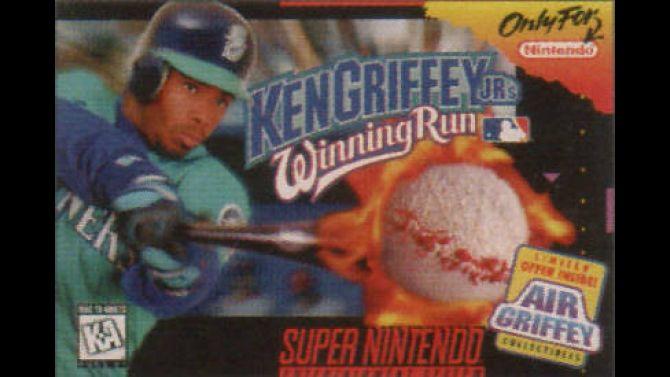 Image Ken Griffey Jr's Winning Run