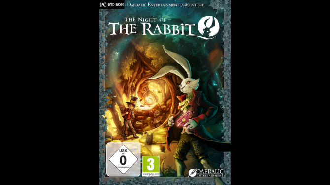 Image The Night of the Rabbit