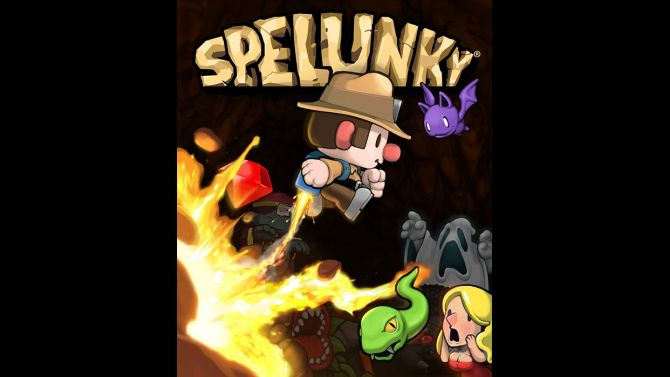 Image Spelunky