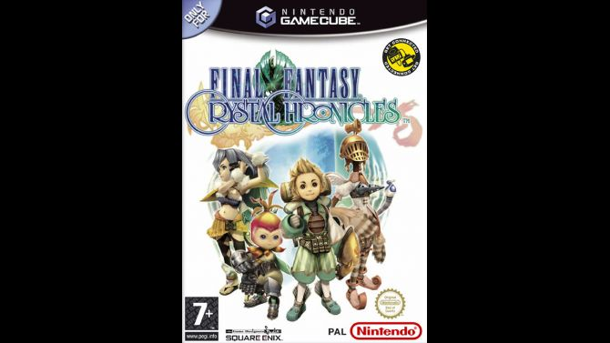 Image Final Fantasy Crystal Chronicles