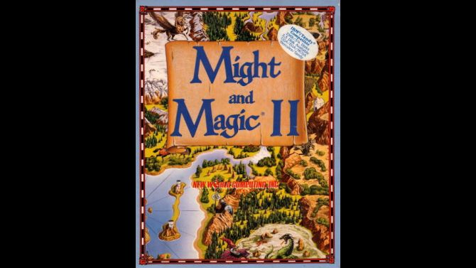 Image Might & Magic II : Gates to Another World