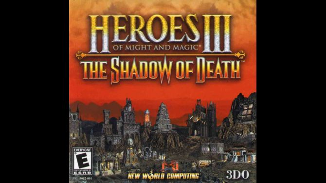 Image Heroes of Might and Magic III : The Shadow of Death