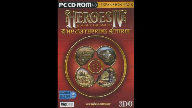 Image Heroes of Might and Magic IV : The Gathering Storm