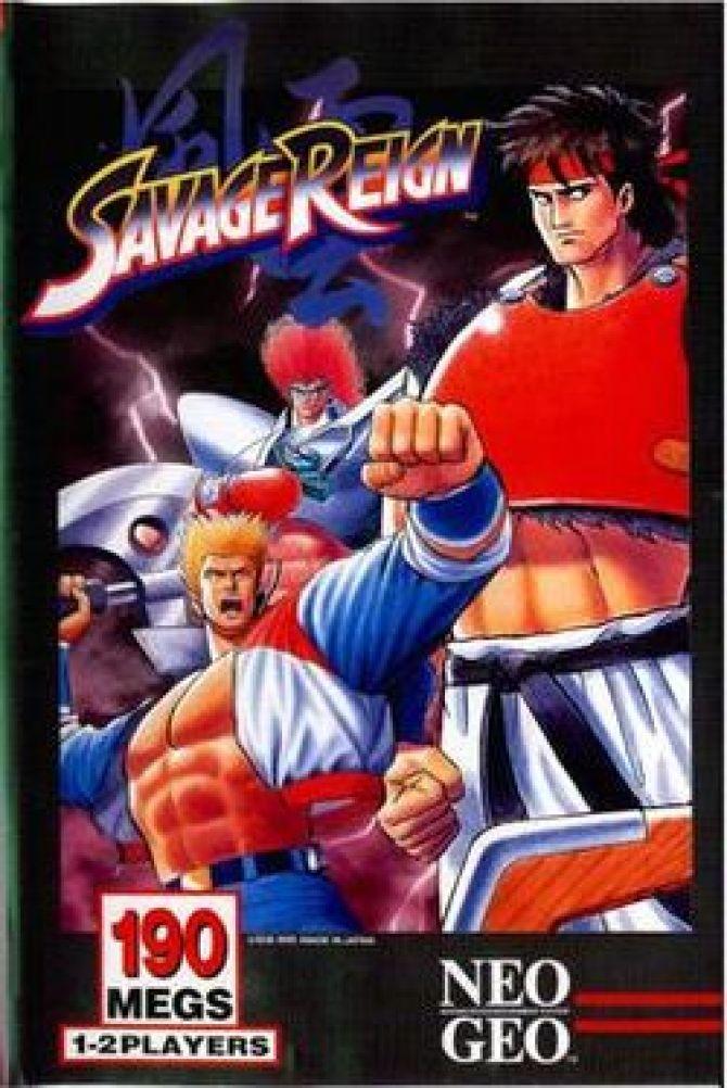 Image Savage Reign