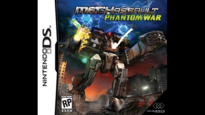 Image MechAssault : Phantom War