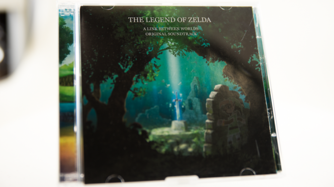 Image The Legend of Zelda : A Link Between Worlds