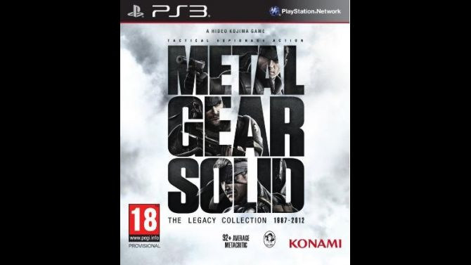 Image Metal Gear Solid : The Legacy Collection