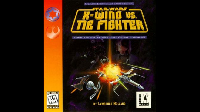 Image Star Wars : X-Wing vs. Tie Fighter