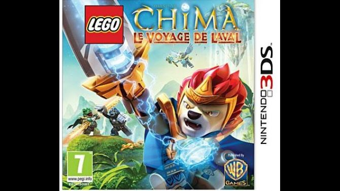 Image LEGO Legends of Chima : Le Voyage de Laval