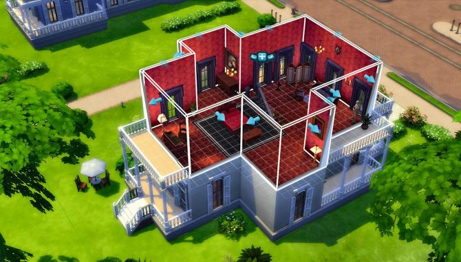 Test les sims 4 pc mac - Jeu de construction de maison virtuel ...