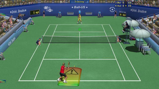 Jeux Tennis Elbow 2013