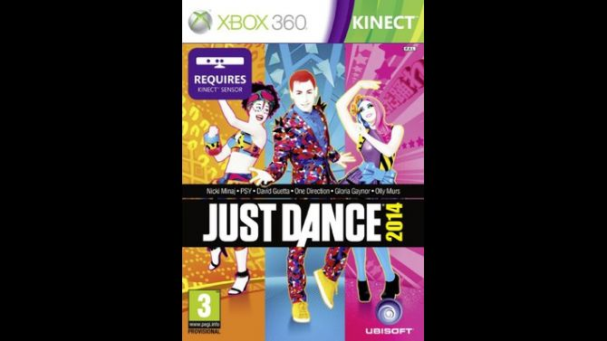 Image Just Dance 2014