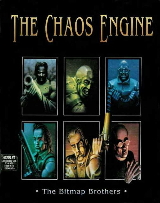 Image The Chaos Engine