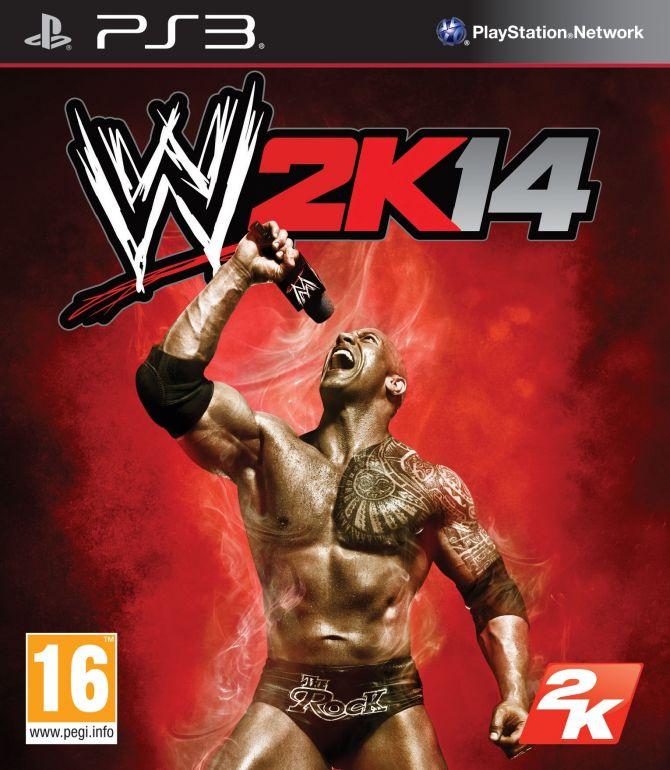 Image WWE 2K14
