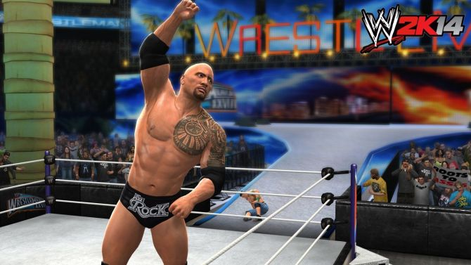 personnage wwe 2k17