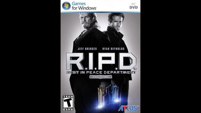 Image R.I.P.D.: The Game