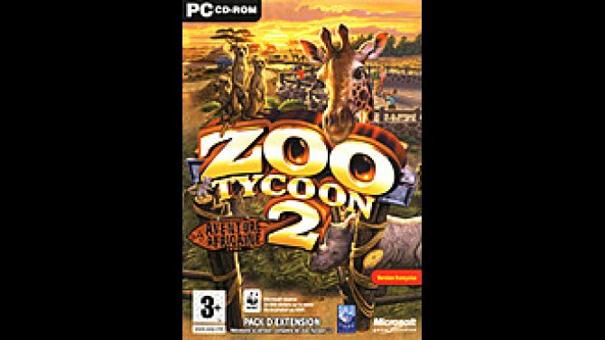 Image Zoo Tycoon 2 : Aventure Africaine