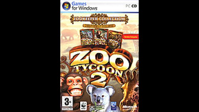 Image Zoo Tycoon 2 Pack : Zoo Keeper