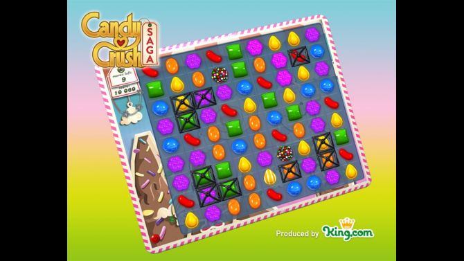Image Candy Crush Saga