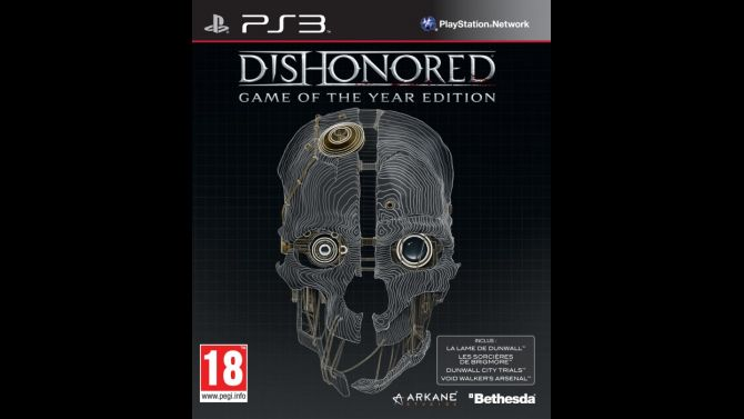 Image Dishonored : Game of the Year Edition