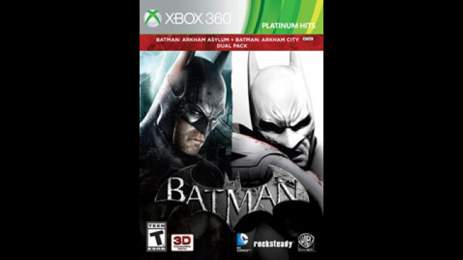Image Batman Arkham Bundle