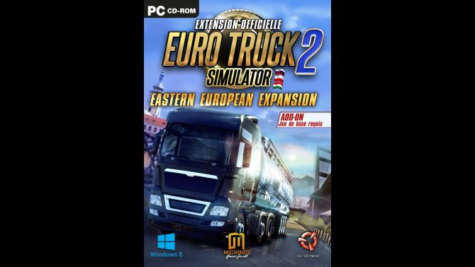 Image Euro Truck Simulator 2 : Going East