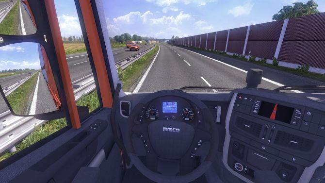 test euro truck simulator 2 going east pc. Black Bedroom Furniture Sets. Home Design Ideas