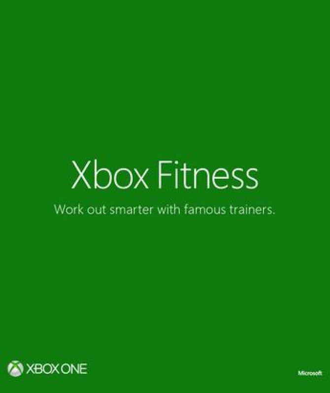 Image Xbox Fitness