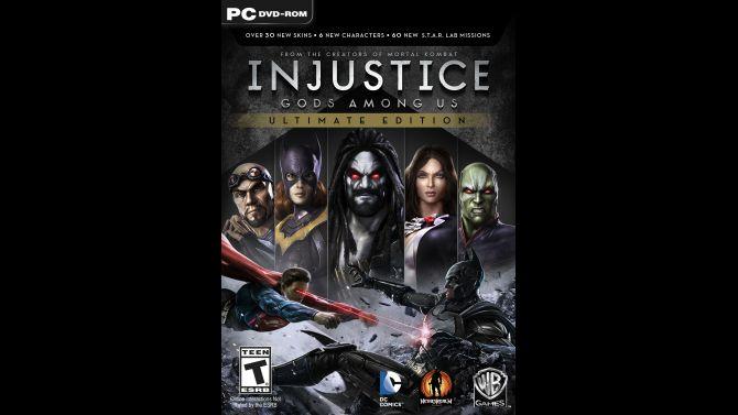 Image Injustice : Les Dieux Sont Parmi Nous Ultimate Edition