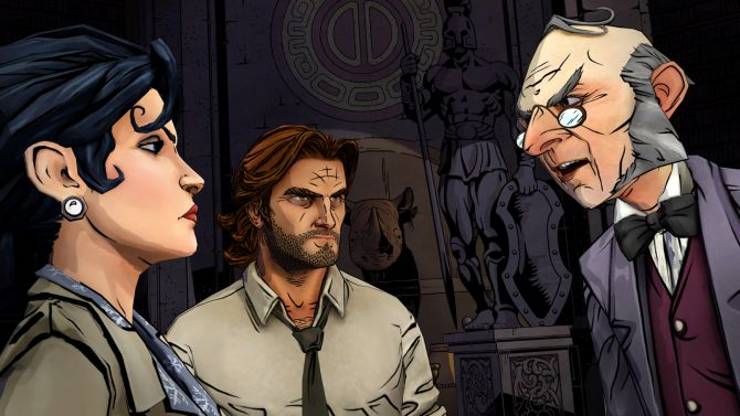Image The Wolf Among Us : Episode 1 - Faith