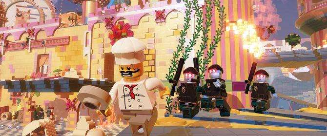 Image LEGO : La Grande Aventure - Le Jeu Vidéo