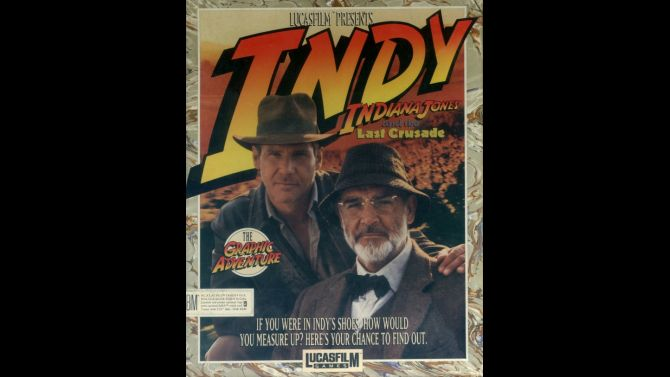 Image Indiana Jones and the Last Crusade : The Graphic Adventure