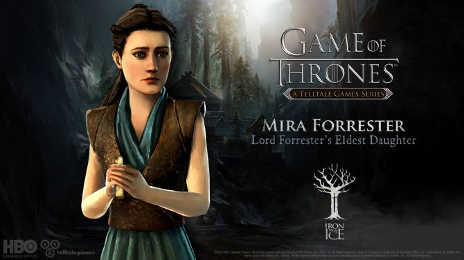 Image Game of Thrones : A Telltale Games Series - Saison 1