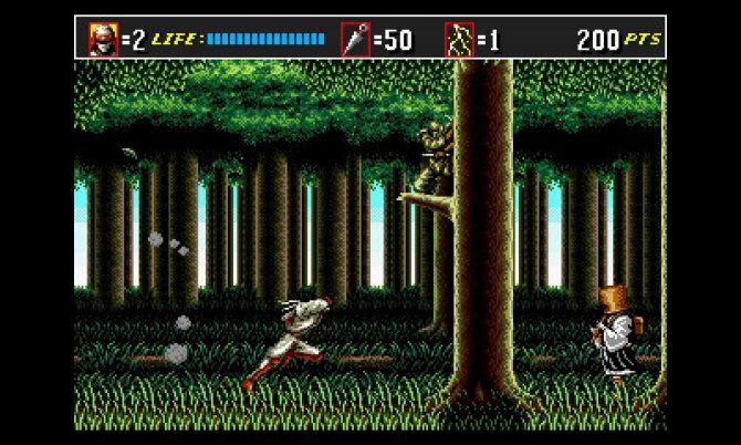Image Shinobi III : Return of the Ninja Master