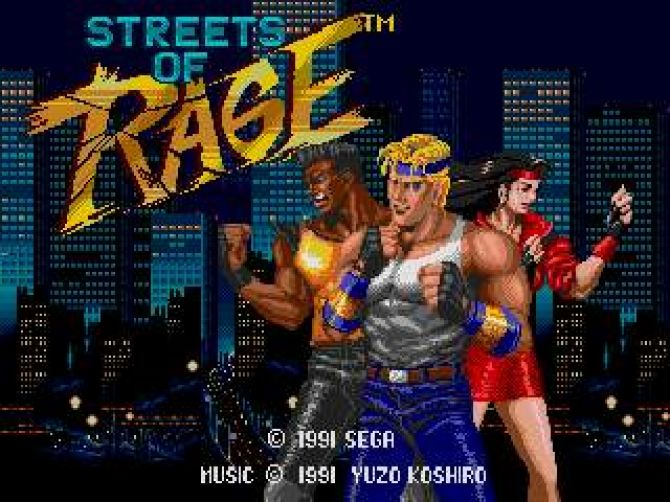 Image Streets of Rage